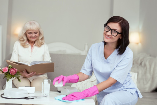 The Importance of Disinfecting Nursing Homes