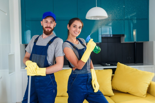 Beyond the Surface Professional Cleaning